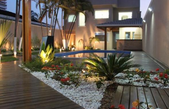 Iluminação para casas de praia 4