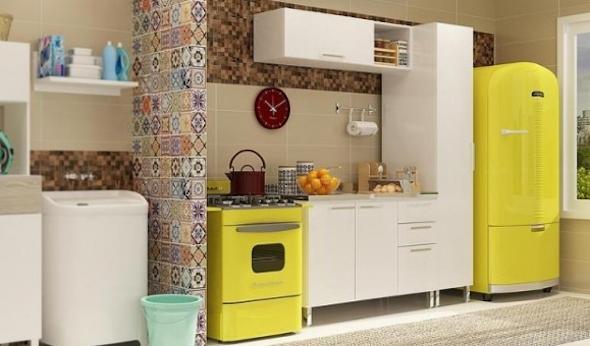 Lavanderias integradas com cozinha1