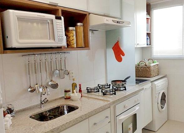 Lavanderias integradas com cozinha2