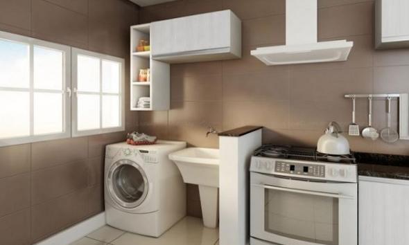 Lavanderias integradas com cozinha3