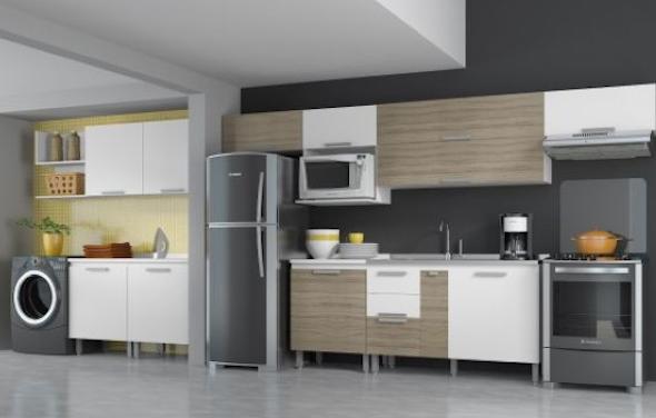 Lavanderias integradas com cozinha4