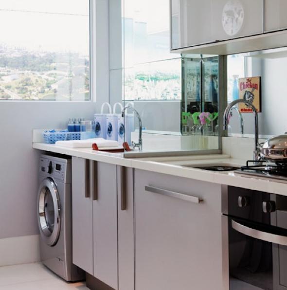 Lavanderias integradas com cozinha5
