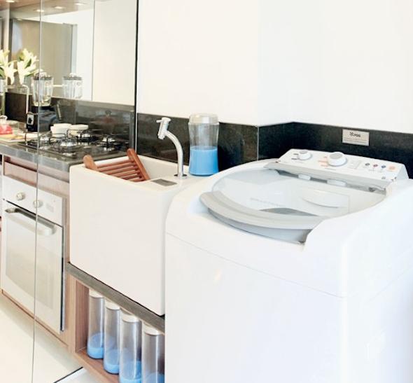 Lavanderias integradas com cozinha6