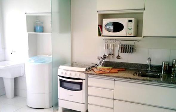 Lavanderias integradas com cozinha9
