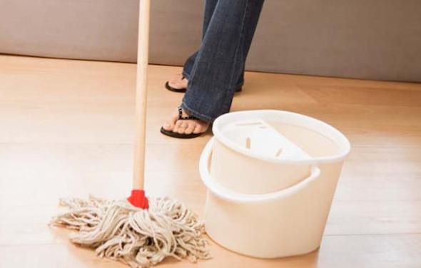 Limpeza de pisos de cerâmica e porcelanatos 1