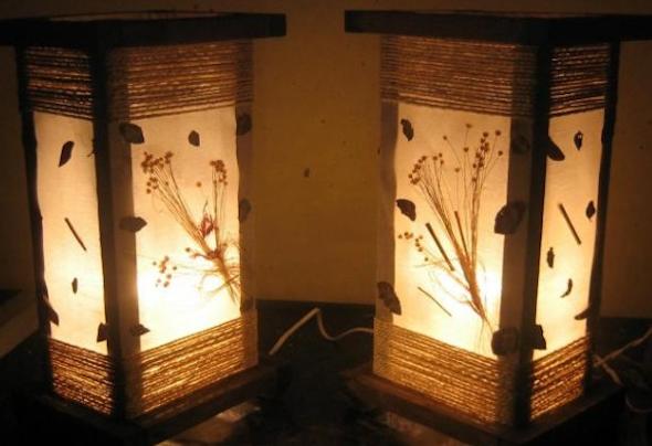 Luminárias de chão8