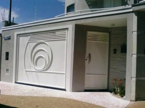 Modelos de portões eletrônicos 001