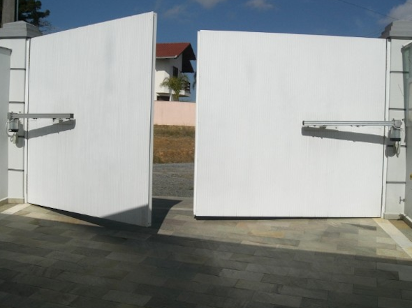 Modelos de portões eletrônicos1