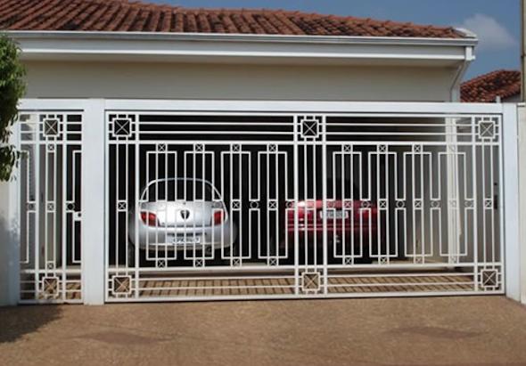 Modelos de portões eletrônicos3
