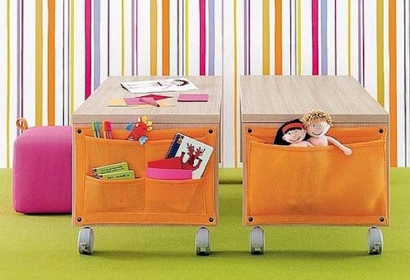 Organizadores para brinquedos de crianças10