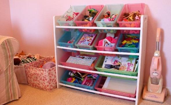 Organizadores para brinquedos de crianças3