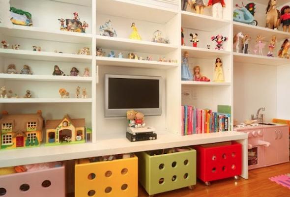 Organizadores para brinquedos de crianças7