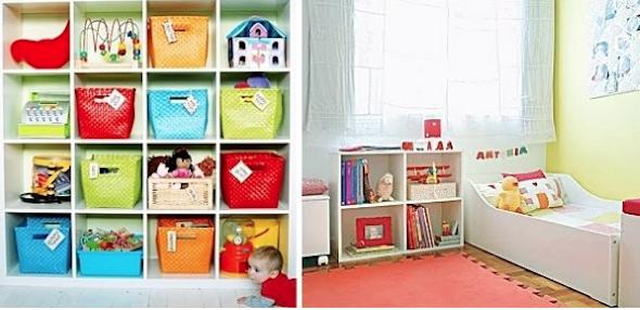 Organizadores para brinquedos de crianças8