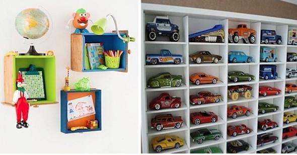 Organizadores para brinquedos de crianças9