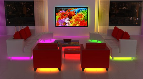 decorar moveis com led14