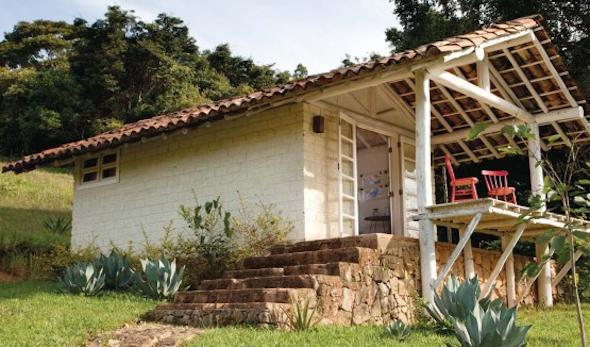 Fachadas de casas simples bonitas e pequenas tattoo for Modelos de frentes de casas