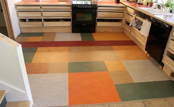 Ambientes caseiros com piso vinilico 12