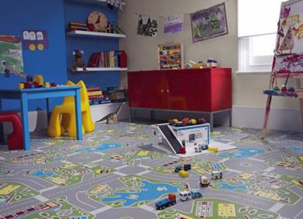 Ambientes caseiros com piso vinilico 7