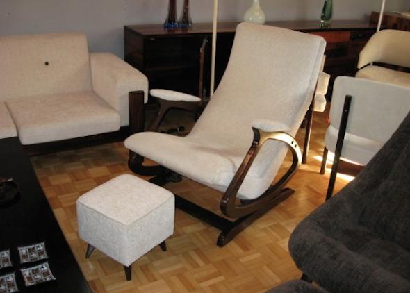 Cadeiras de balanço para sala6