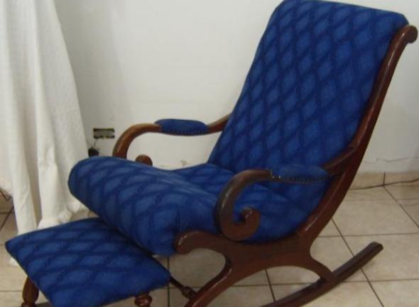 Cadeiras de balanço para sala9