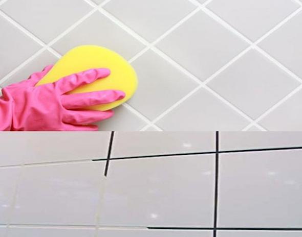 Pequenas dicas de como rejuntar azulejos de cer mica Como limpiar juntas de azulejos