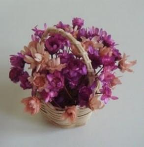 Como secar flores para decorar 003