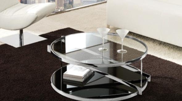 5 dicas para escolher mesa de centro em sala pequena e 9 - Mesa de centro sala ...