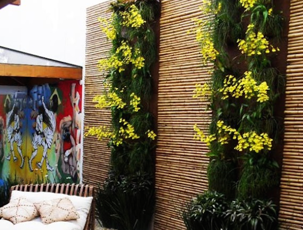 Montar um jardim vertical5