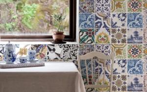 Mosaico de azulejo como usá-lo em sua casa 003