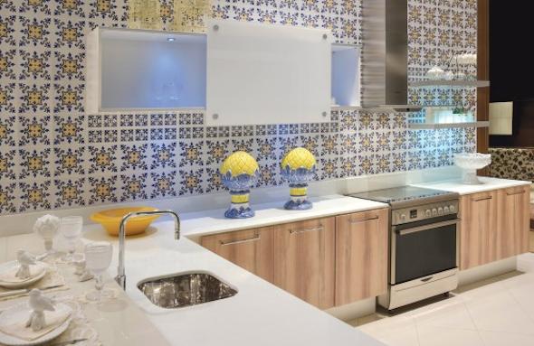 Mosaico de azulejo como usá-lo em sua casa3