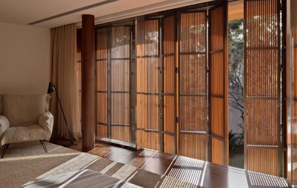Tipos de janelas de madeira para casa e 12 modelos para - Tipos de tejados para casas ...