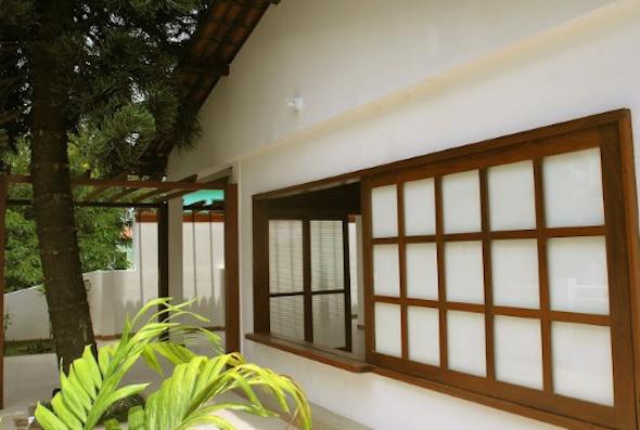 Tipos de janelas de madeira para casa 10