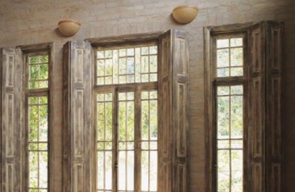 Tipos de janelas de madeira para casa 2