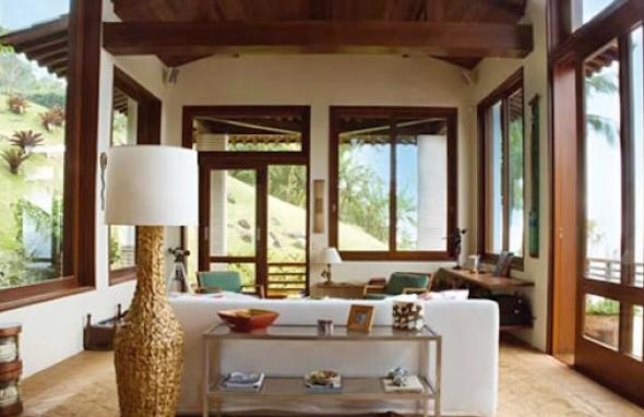 Tipos de janelas de madeira para casa 7