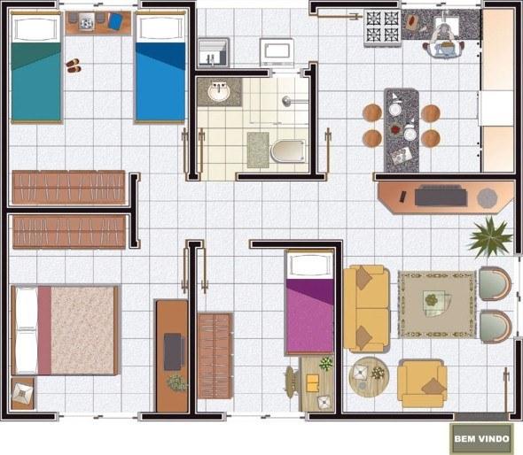 16-plantas_de_casas_com_cozinha_americana