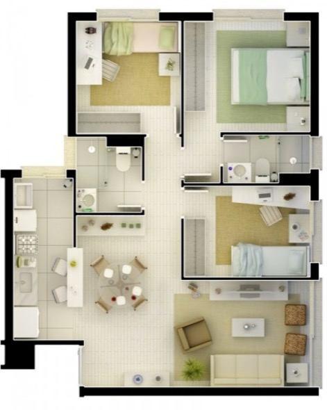 9-plantas_de_casas_com_cozinha_americana