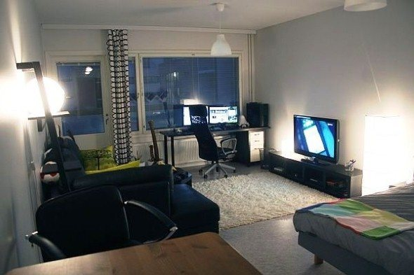Como-decorar-uma-sala-para-homem-solteiro-010