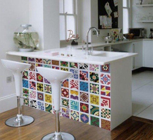 Decorar-a-cozinha-com-adesivo-de-ladrilho-hidr_ulico-009
