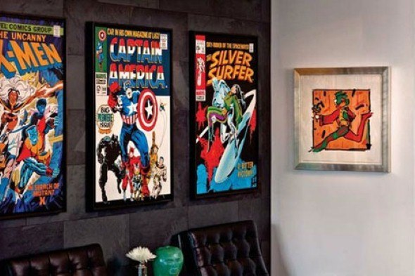 4 idéias para decorar a sala no estilo geek