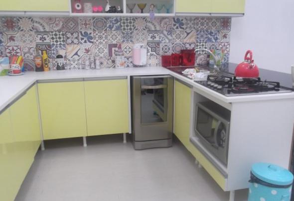 Manter cozinha sempre limpa, é possível?6