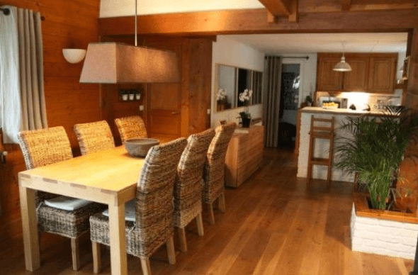 Como decorar una casa de campo finest decoracin casas - Como decorar una casa de campo ...