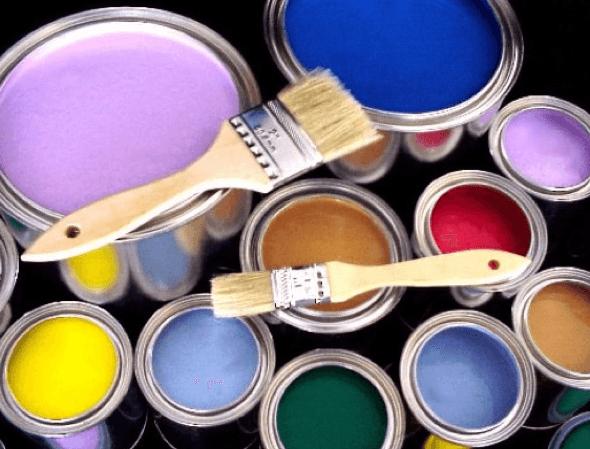 6-Como evitar mancha branca em paredes coloridas