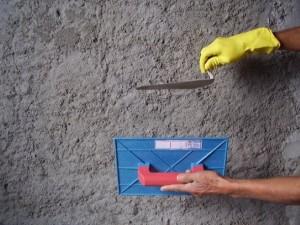 Como chapiscar uma parede