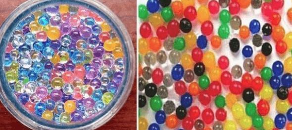 10-Bolas coloridas para decorar a casa