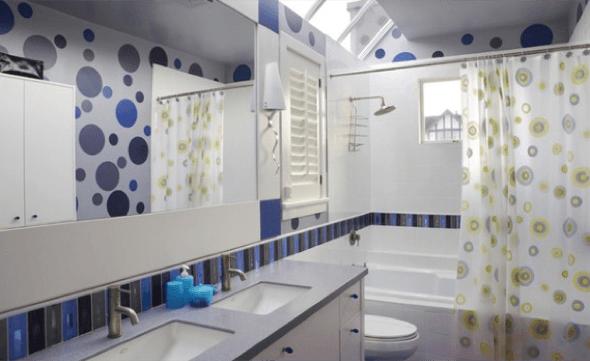11-Bolas coloridas para decorar a casa