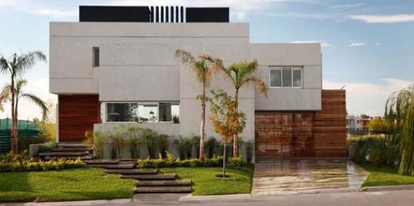 12-Casas com linhas retas