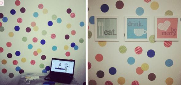 15-Bolas coloridas para decorar a casa