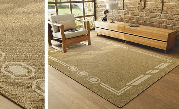 5 dicas para escolher o tapete para sala e 20 modelos modernos for Tapetes para sala de estar 150x200