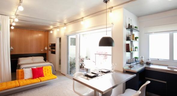 Casa com menos paredes – Ambientes que se unem-10