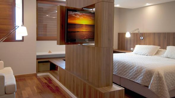 Casa com menos paredes – Ambientes que se unem-3
